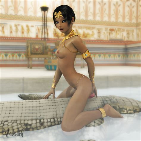 The Art Of Sexual Congress With The Crocodile 3 By Vaesark