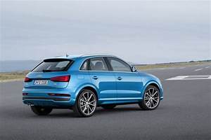 Nouveau Q3 Audi : audi q3 coup de jeune et plus de puissance pour le cru 2015 les voitures ~ Medecine-chirurgie-esthetiques.com Avis de Voitures