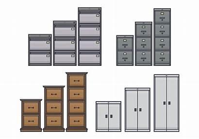 Cabinet Vectors Vector Clipart Graphics System