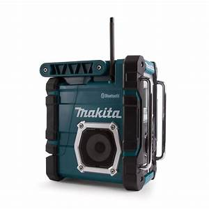 Radio Makita Dmr108 : toolstop makita dmr108 jobsite radio with bluetooth ~ Melissatoandfro.com Idées de Décoration