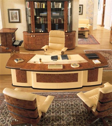 bureau de luxe bureau grand luxe mar pégase mobilier de bureau