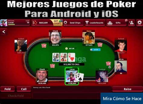 Puedes jugar en 1001juegos desde cualquier dispositivo, incluyendo portátiles, smartphones y tabletas. ¿Cuáles son los Mejores Juegos de Poker Android o iOS para ...
