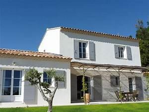 Façade Maison Moderne : facade maison blanche et grise af49 jornalagora ~ Melissatoandfro.com Idées de Décoration