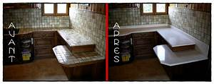 Renovation Plan De Travail Cuisine Carrelé Idées de Décoration à la Maison