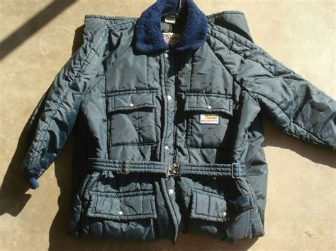 Vintage Walls Blizzard Pruf Snow Suit Coveralls Insulated