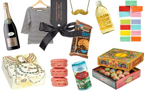 french christmas gifts in a box best gifts for lover from parisian style