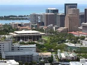 Honolulu Hawaii State Capitol Building