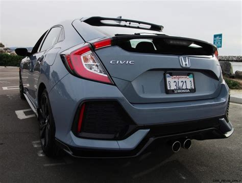 2017 Honda Civic Sport 6mt Hatchback