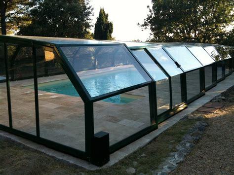 abri piscine sans rail abri piscine haut coulissant sans rail abri piscine