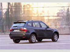 2008 BMW X3 Photo 1 722
