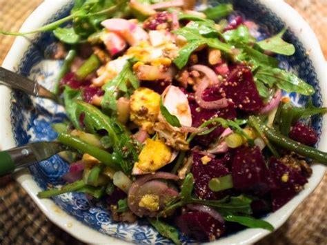 cuisiner la betterave salade de fin d 39 été recette de salade de betteraves