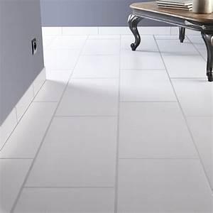 Carrelage Blanc Mat : carrelage blanc brillant ou mat maison et mobilier ~ Melissatoandfro.com Idées de Décoration