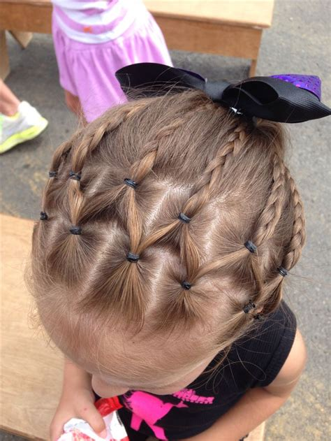 ideas   girl ponytails  pinterest