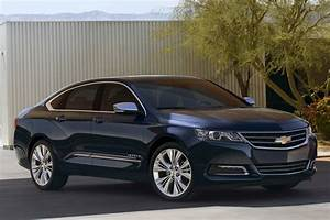 Think of the 2014 Chevrolet Impala as a Cadillac XTS for