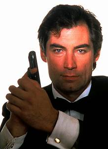 Timothy Dalton – The James Bond International Fan Club