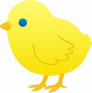 Baby Chicken Cartoon - Cliparts.co