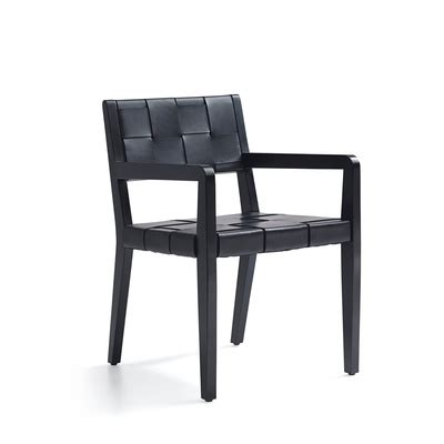 safari woven leather dining chair  ralph lauren