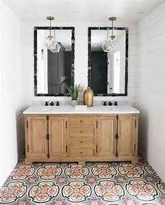 Boho, Bathroom, Photo, By, Kathryn, Miller, Interiors, U0026, Design