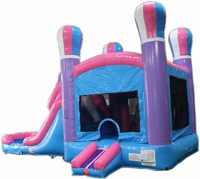 Balloon Combo Wet Bounce Slide Dry Water