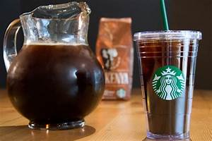 How to Brew a Perfect Pitcher of Starbucks Iced Coffee at ...