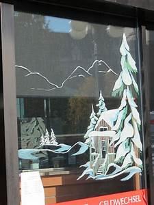 Destination, Mike, Christmas, Window, Paintings