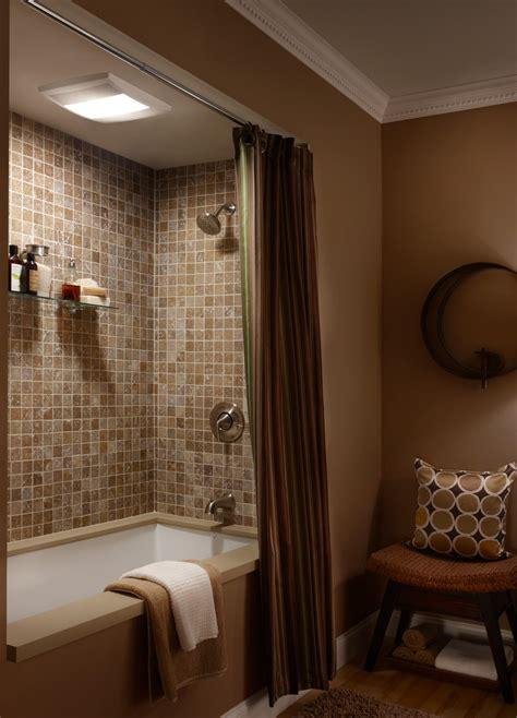 bathroom fan light broan qtr110l ultra silent bath fan 110 cfm white grille