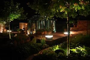 Beleuchtung Für Den Garten : licht im garten mei ner gartengestaltung gmbh ~ Sanjose-hotels-ca.com Haus und Dekorationen