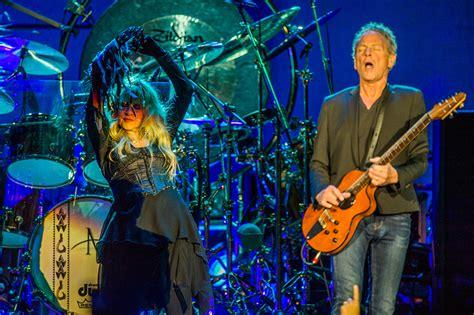 Stevie Nicks Discusses Recording A New Fleetwood Mac Album
