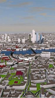 3D london city - TurboSquid 1593982