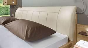Polster Für Bett Kopfteil : doppelbett schwebend mit gepolstertem kunstleder kopfteil temir ~ Markanthonyermac.com Haus und Dekorationen