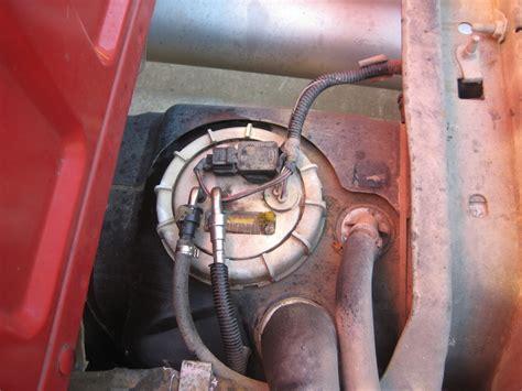 Ford Ranger Fuel Pump Change