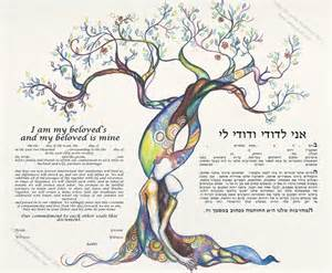 ketubah text traditions the wedding yentas a guide for the
