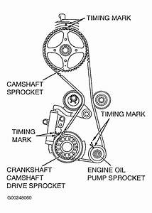 2004 Mitsubishi Galant Serpentine Belt Routing And Timing