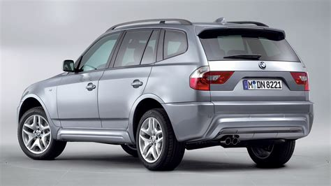 Bmw X3 30i M Sport Package 2005 Wallpapers And Hd