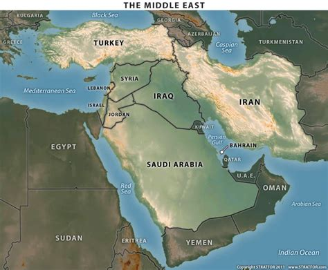 Syria, Iran and the Balance of Power in the Middle East ...
