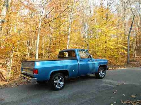 purchase  classic  chevy  swb pickup