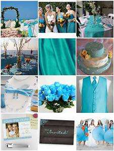 Wedding Themes - Wedding Style: A Turquoise and Lime Green ...