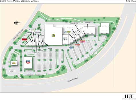 Sterling Va Great Falls Plaza  Retail Space For Lease