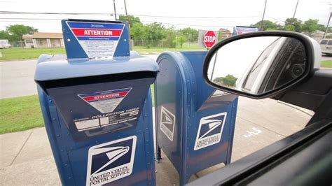 spike  mail theft  north texas collection boxes nbc