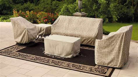 why do you need covers for outdoor furniture front