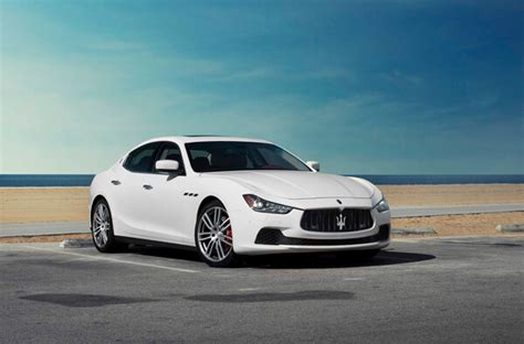 maserati ghibli review price specs engine cars news