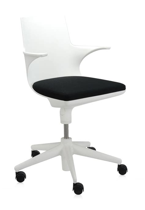 kartell spoon office chair task chairs seating shop