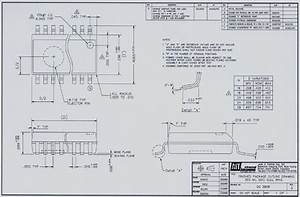 Example Of Engineering Drawing