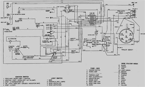 Free New Holland Wiring Diagrams Library