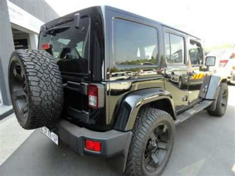 jeep wrangler  crd unlimited sahara  auto  sale  auto trader south africa youtube