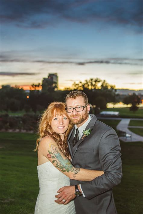 Wedding At Denvers Museum Of Nature And Science