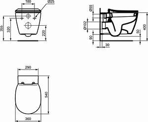 Wc Suspendu Ideal Standard : product details e7718 wc suspendu avec fixation ~ Dailycaller-alerts.com Idées de Décoration