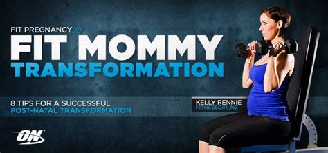 Fit Mommy Manual: Post Natal Transformation Tips