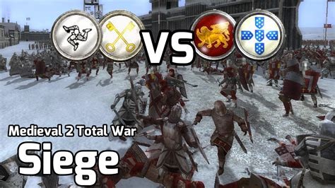 2 total war siege 2 total war battles 229 2v2 siege