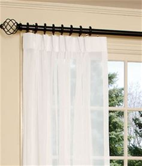 Decorative Traverse Rods For Patio Doors by 1000 Images About Ideas For My Living Room Bow Window On